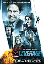 Leverage - Aired for 5 seasons.
