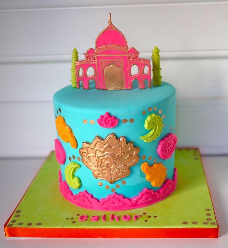 bollywood cake - Google Search