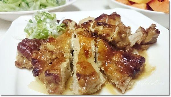 蒜味烤雞腿食譜、作法 | 滴兒潔的多多開伙食譜分享