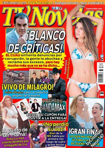 TV y Novelas México - 15 Agosto 2016- Blanco de críticas, Cuau enfrenta denuncias por corrupción