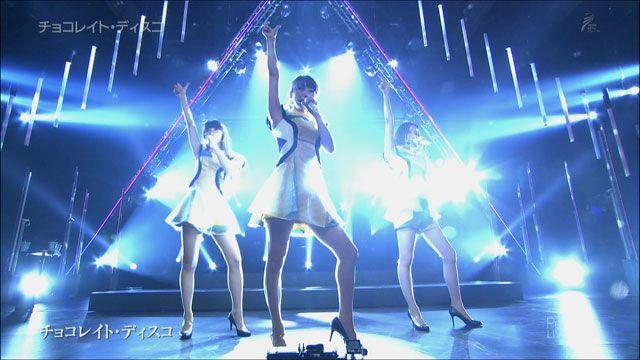 Perfume LIVE at NHK 2013.10.27 - Perfume LEVEL4