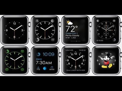 nice Apple Watch Clock Faces Check more at http://gadgetsnetworks.com/apple-watch-clock-faces/