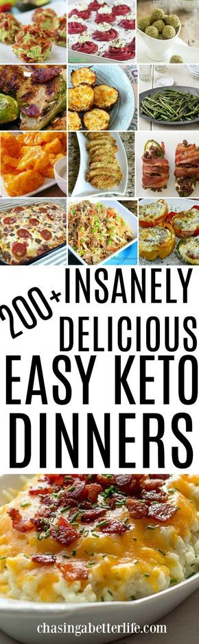 200+ Cheap and Easy Keto Recipes