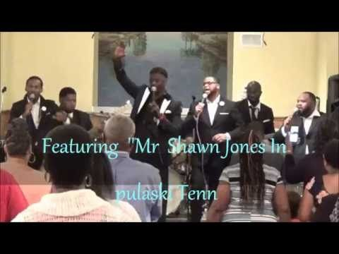 ''Shawn Jones  & ''This amazing Group Of Young Men'' - YouTube 447 10 48