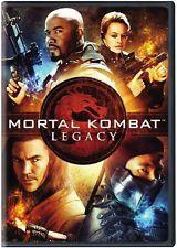 Mortal Kombat: Legacy DVD
