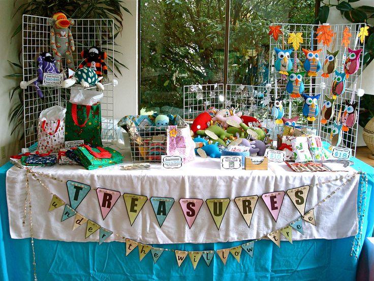 Craft Fair My Table Flickr Photo Sharing Lamb