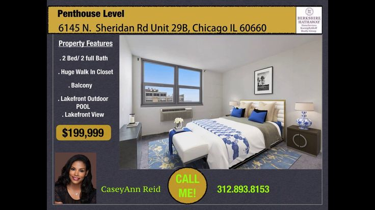 http://ift.tt/2k9Teec 2 bed  2 bath Lakefront condo for sale - Call CaseyAnn: 312-893-8153. Can you say Penthouse level! Welcome Home! Wake up to an island view in Chicago at the TIARA! 29th Floor corner unit overlooking the lake! In suite master bedroom. 2 full bathrooms. Lots of closet space! In unit storage area  HUGE walk in closet! ADDITIONAL floor to ceiling storage cage  NEW washers & dryers in building. Special Assessment in progress. Includes new east facade work  new windows  tuck…