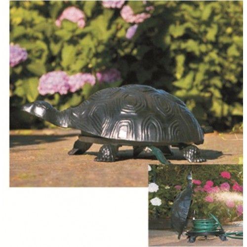 Tuinslanghouder Schildpad een leuke accessoire en ook nog eens erg functioneel!