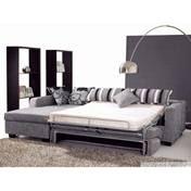 *MG*Modern Fabric corner lounge suite(sofa bed)