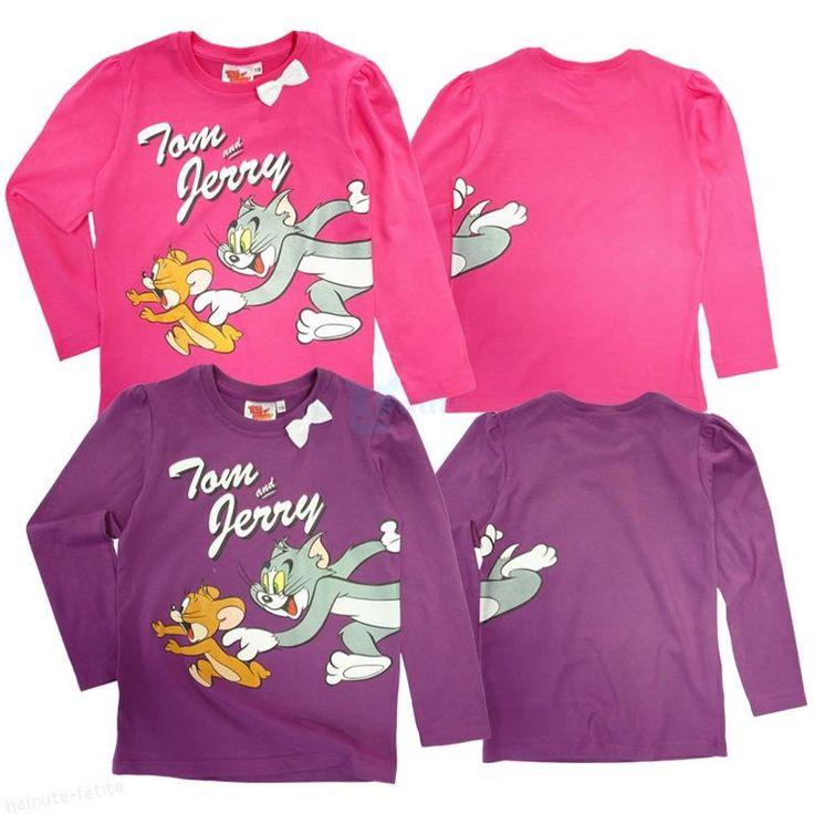 Suntem siguri ca Tom&Jerry sunt pe placul tuturor! Asa ca ce spuneti de bluzite cu personajele mult indragite? Avem oferta 20% la toate bluzitele pentru fetite! Profitati acum!  Pret vechi: 33.00 lei Pret nou: 26.40 lei http://hainute-fetite.ro/produs/bluza-tomjerry/