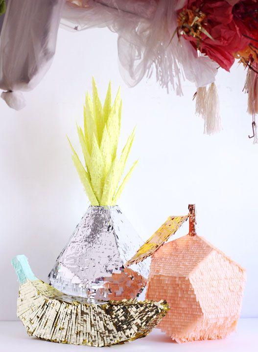 Piñatas~ fruits