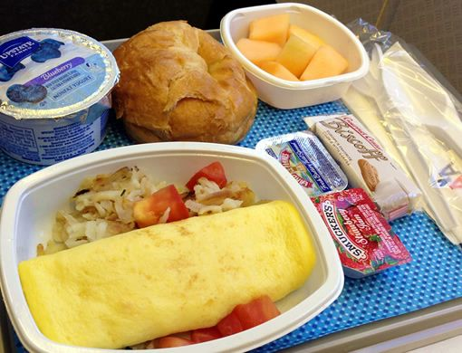 AirplaneFood.Net - Airline Meals, Airplane Food, Inflight Photos