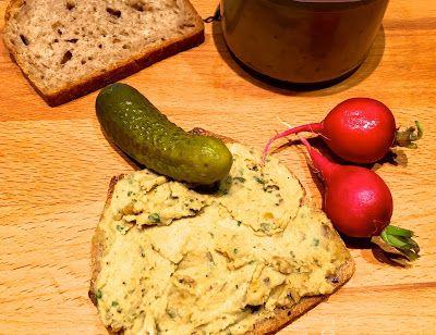 ... Bonjour Alsace: Vegetarischer Brotaufstrich oder eine Pseudo-Leberwurst?