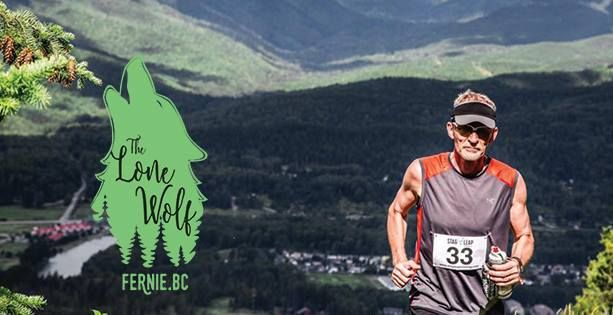 """""""The Lone Wolf is a new trail running challenge in Fernie, BC. A simple, fun, looped race. But there's a catch. Racers start together on the hour as a pack, needing to finish the loop within …"""
