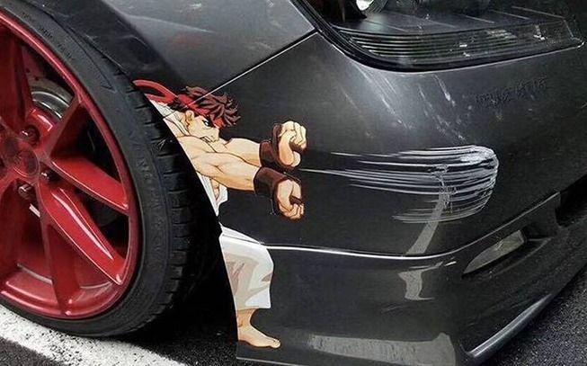 スレッド 業者を使わず独創的に車を修理している人達を集めてみた より 引用 Boredpanda 海外の反応 1万国アノニマスさん 業者を使わず独創的に車を修理している人達を集めてみた2万国アノニマスさんずっと前から昇竜拳っぽいとは思っ Voiture Accident De
