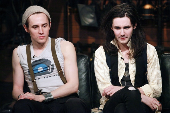 Reeve and Zane Carney