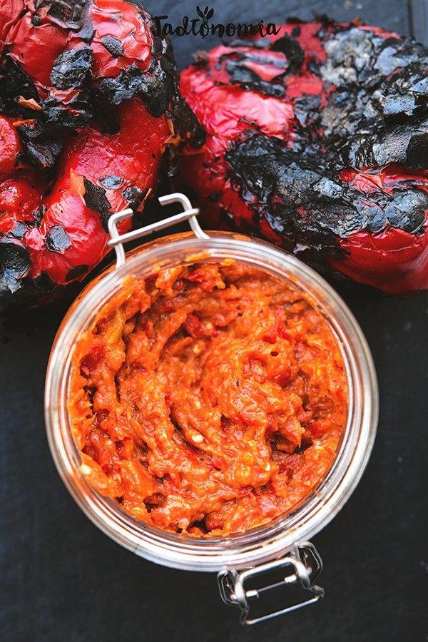 Ajvar doskonały » Jadłonomia · wegańskie przepisy nie tylko dla wegan
