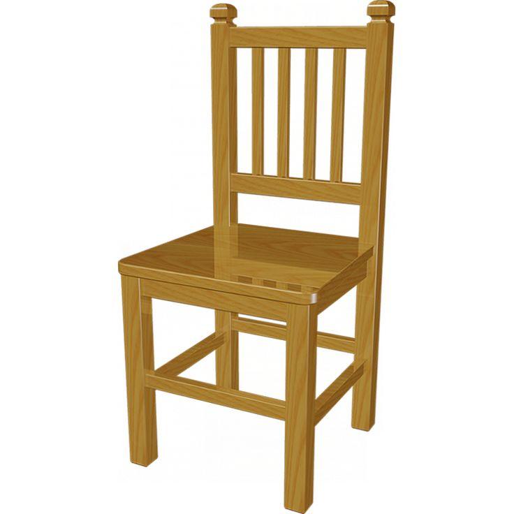 Sillas de madera rusticas buscar con google muebles - Sillas baratas de madera ...