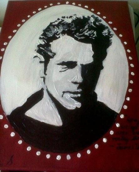 James Dean for a friend- 2012