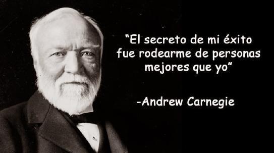 REFLEXIÓN DE ANDREW CARNEGIE, EN EL MASTER DEL GUAPO HACKER, DE XAVIER VALDERAS.jpg