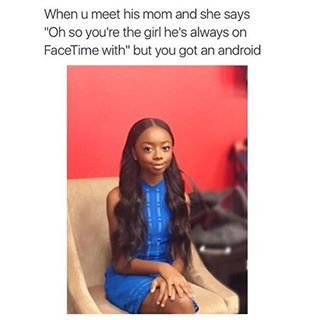(FYI, this is the meme. It's pretty damn incredible.) | 14-Year-Old Skai Jackson Shut Down Azealia Banks In The Best Damn Way