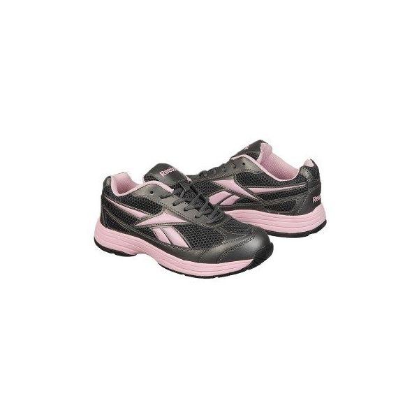 Reebok Work Women's Ketee Shoes (Pewter/Pink)