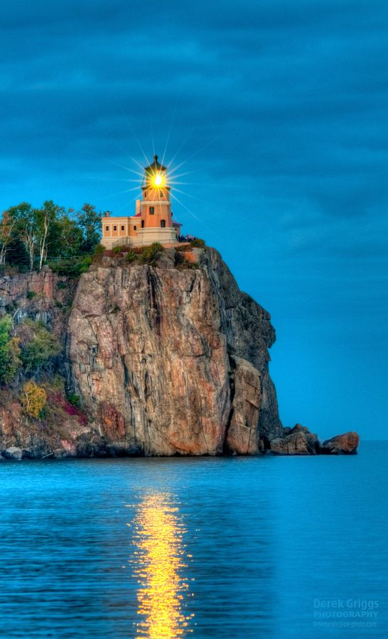 Split Rock Lighthouse, Split Rock State Park, Minnesota