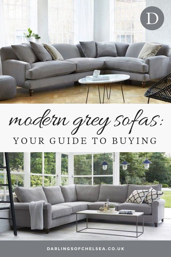 Choosing A Modern Grey Sofa Allows For A Variety Of Styles Colours And Seating Configurations Whether You Re Think In 2020 Corner Sofa Design Corner Sofa Sofa Design