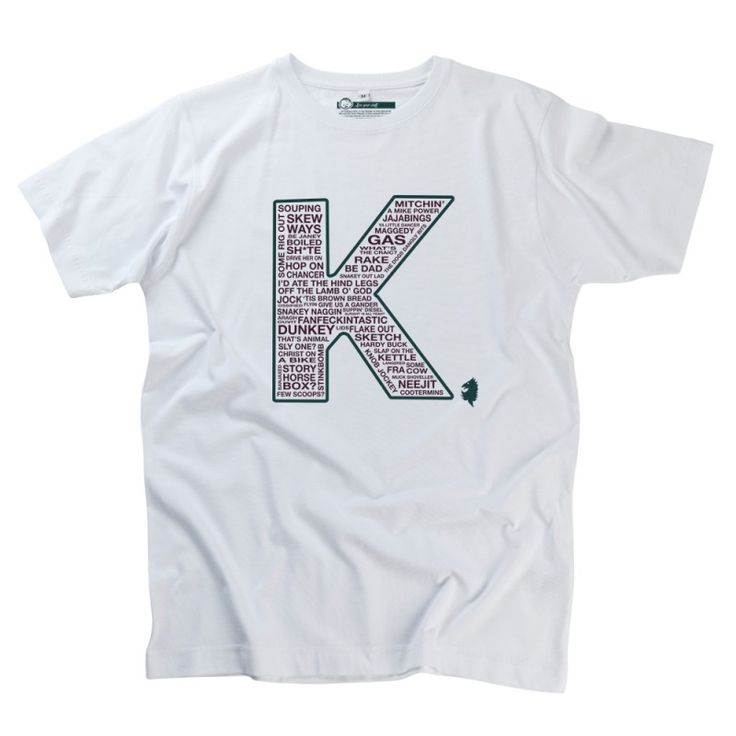 Kildare mens and women's GAA t-shirts from hairybaby.com