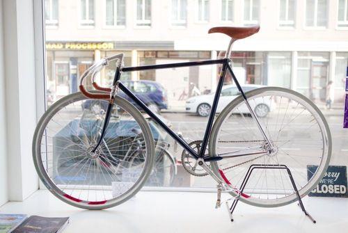 love the drop-down bars #bikes