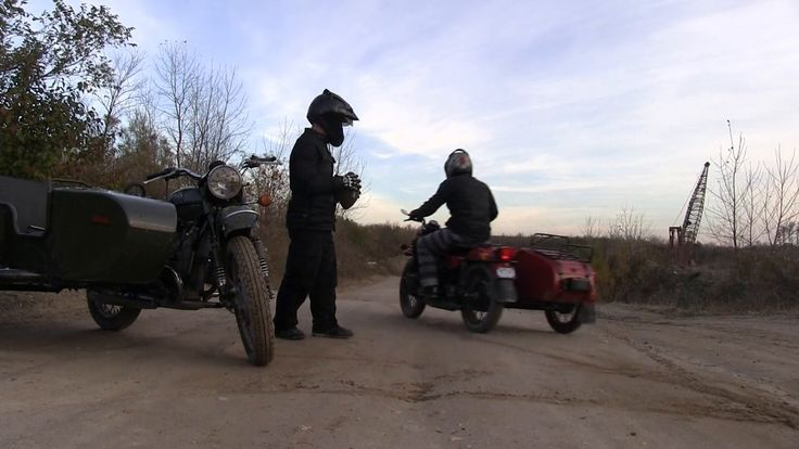 Sidecar Football Trick Shot - Wilkinson Bros (Ural Red October and Patrol)
