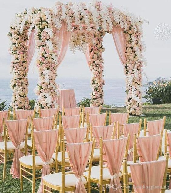 So, Choose your color wisely and make a noise with trending list of Wedding Decor 2019! From hanging lights, quirky decor centerpieces here is the best of all season!!