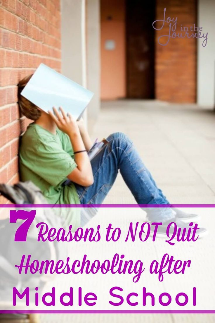 Middle schools over, but don't quit homeschooling! Homeschooling high school could actually be the best years of your homeschool journey, like they have been for me.