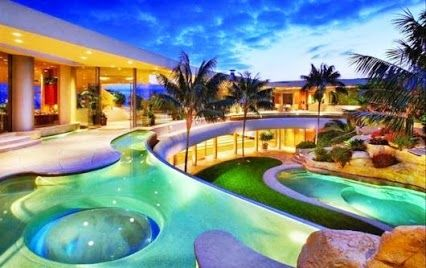 1000 images about beautiful swimming pools on pinterest - Pictures of beautiful swimming pools ...