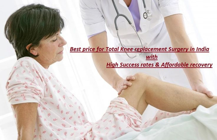 Total Knee Replacement Surgery : What you can Expect