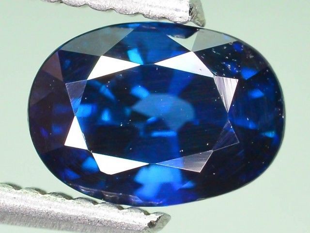 Rare 1.81 ct Untreated Blue Sapphire From Afghanistan SKU.2