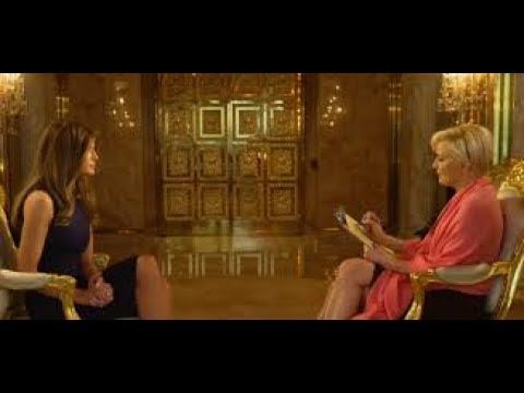 Melania Trump Destroys Mika Brzezinski In Interview On Donald Trump Language And Treatment Of Women - The Doctor Of Common Sense -YouTube