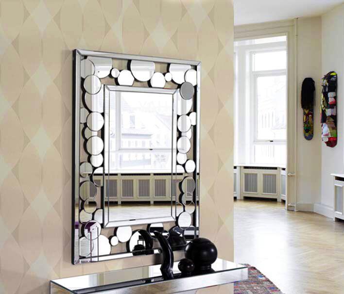 speil i glass fra Mirame Interiør & Design. #speil #glass #interior ...