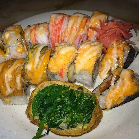 Sushi Buffet Selection @ Hibachi Grill & Supreme Buffet