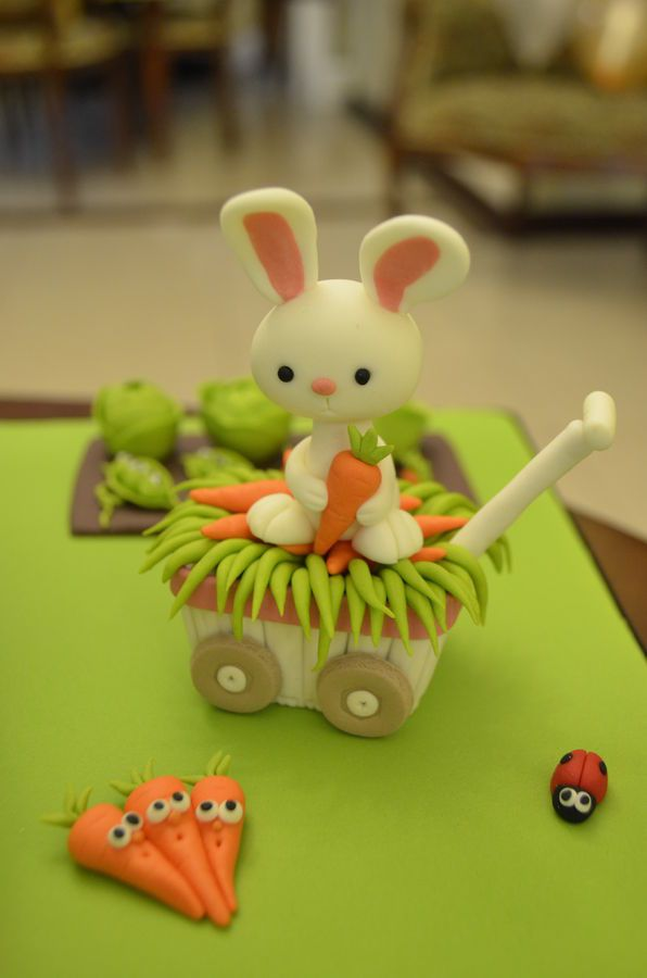 If you like cute things that go on cakes, click here. OMG these are TOO CUTE! Farm cake — Birthday Cakes