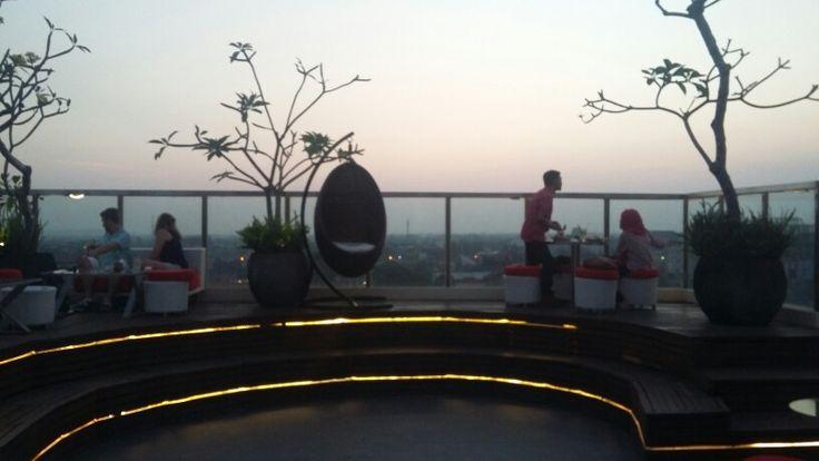 Ibis roof top Jogjakarta