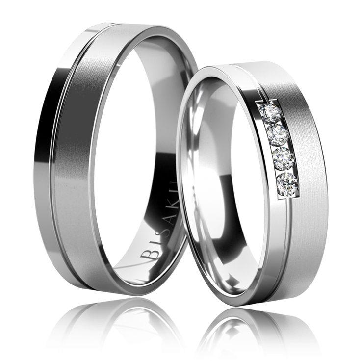 Snubní prsten, model č. 14919