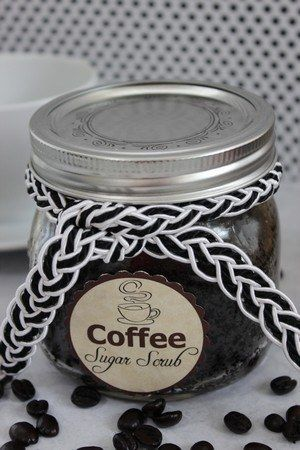 Coffee Sugar Scrub Recipe : Why would I rub this on my skin when I could just eat it?