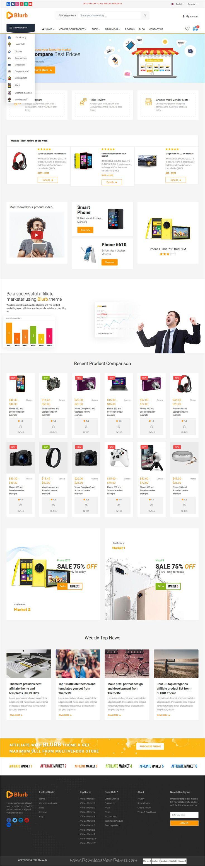 Blurb - Price Comparison, Affiliate Website, Multivendor Store and ...