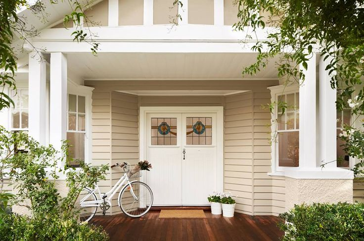 14 best images about federation house colours on pinterest - Average cost for exterior house painting ...