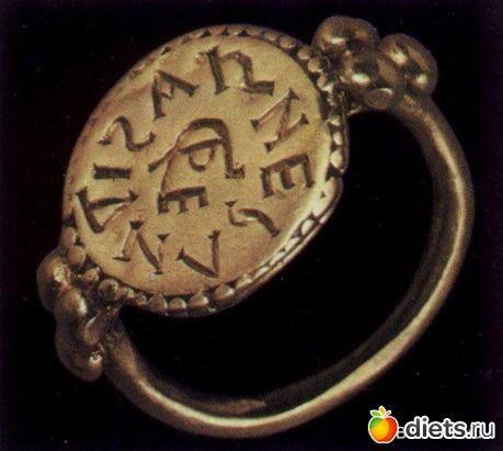 Кольцо. Символ вечности