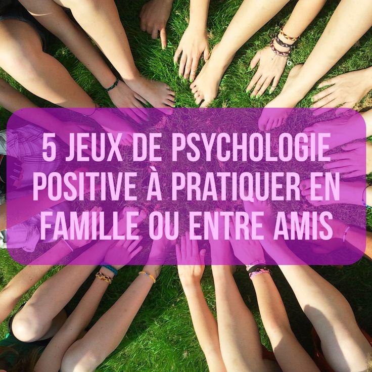 5 jeux de psychologie positive à pratiquer en famille
