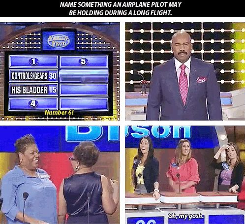 16 Family Feud Answers That Caused Steve Harvey To Lose Faith In Humanity