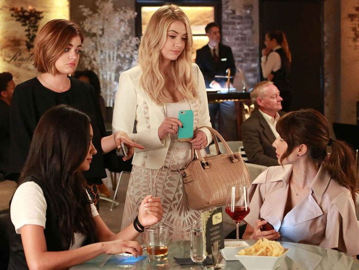 Pretty Little Liars Season 6 fashion guide - College Fashion