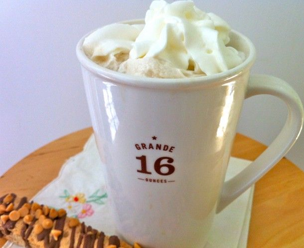 The Fountain Avenue Kitchen – Healthier Homemade Cafe Mocha. Made with chocolate agave syrup!